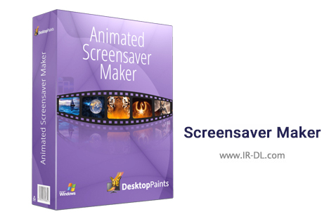 دانلود Animated Screensaver Maker