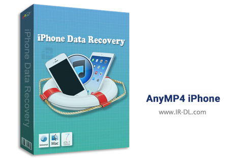 دانلود AnyMP4 iPhone Data Recovery