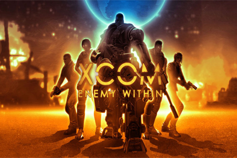 دانلود XCOM Enemy Within