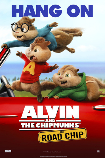 Alvin and the Chipmunks The Road Chip 2015 دوبله فارسی