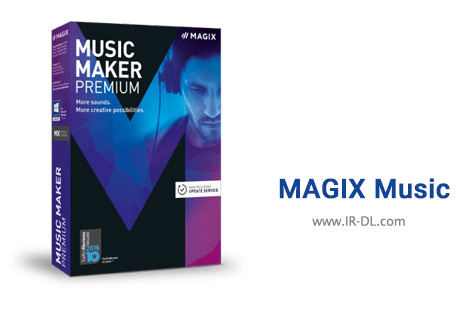 دانلود MAGIX Music Maker 2017