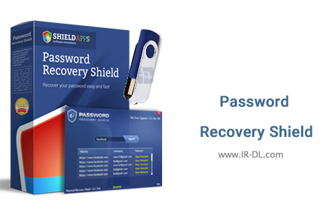 دانلود نرم افزار Password Recovery Shield 1.0.6 Premium