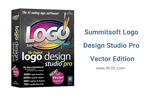 دانلود نرم افزار Summitsoft Logo Design Studio Pro Vector Edition 1.7.3