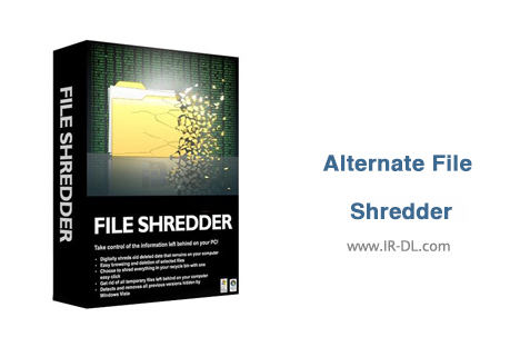 دانلود Alternate File Shredder