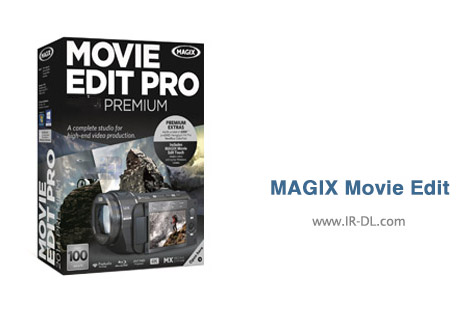دانلود MAGIX Movie Edit