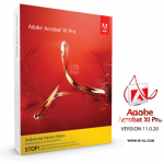 دانلود نرم افزار ساخت فایل پی دی اف Adobe Acrobat XI Pro 11.0.20