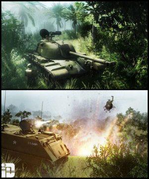 دانلود بازی جدید و استراتژیک مردان جنگ - ویتنام Men Of War Vietnam 2011