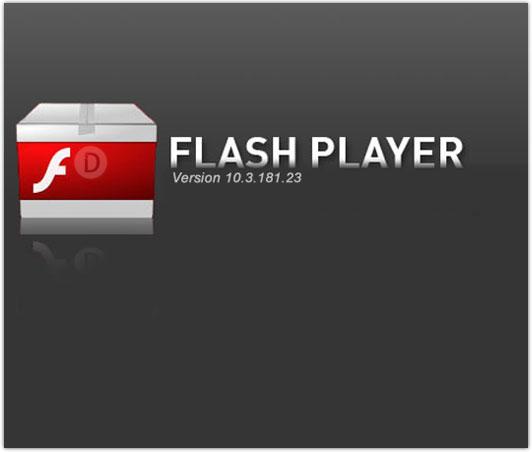 Adobe flash player 10.3 181