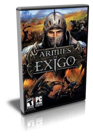 دانلود بازی کمیاب و استراتژی Armies Of Exigo با لینک مستقیم و به صورت کاملا رایگان