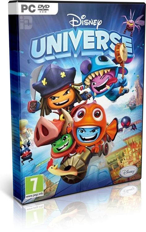 دانلود بازی جدید و ماجرایی Disney Universe 2011 با لینک مستقیم و به صورت کاملا رایگان