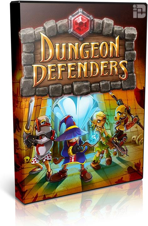 دانلود بازی جدید و مهیج مدافعان سیاه چال Dungeon Defenders 2011 با لینک مستقیم