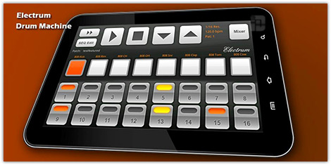 electrum drum machine sampler v4 8 4 build 164. Black Bedroom Furniture Sets. Home Design Ideas
