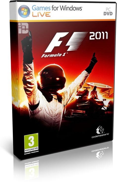دانلود بازی جدید مسابقات رانندگی فرمول یک F1 2011 با لینک مستقیم (نسخه Razor 1911)
