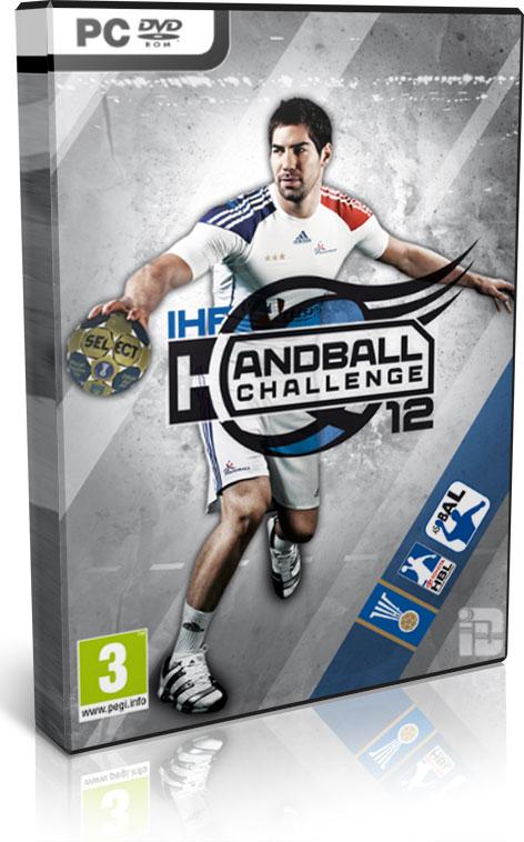 دانلود بازی جدید ورزشی هندبال IHF Handball Challenge 12 با لینک مستقیم