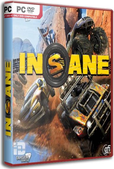 دانلود بازی جدید و مهیج شبیه ساز رانندگی دیوانه وار خارج از جاده Insane 2 – 2011