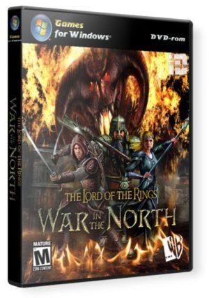 بازی جدید ارباب حلقه ها: جنگ در شمال Lord Of The Rings War In The North 2011
