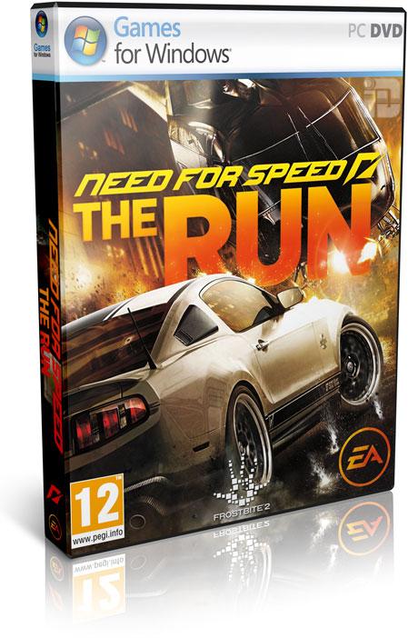 دانلود بازی مهیج مسابقات ماشین سواری Need for Speed The Run با لینک مستقیم