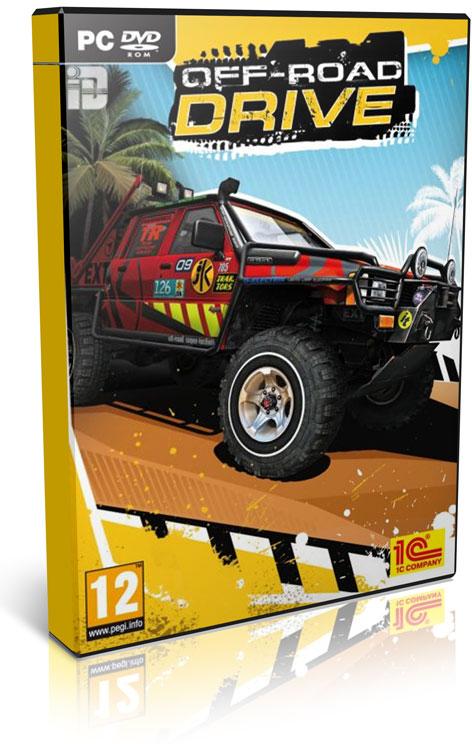 دانلود بازی جدید مسابقات رانندگی Off Road Drive 2011 با لینک مستقیم