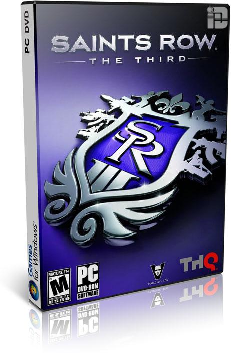 دانلود بازی جدید و مهیج Saints Row The Third 2011 با لینک مستقیم