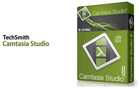 دانلود نرم افزار حرفه ای و قدرتمند فیلم برداری حرفه ای از صفحه نمایش TechSmith Camtasia Studio v8.6.0 Build 2054