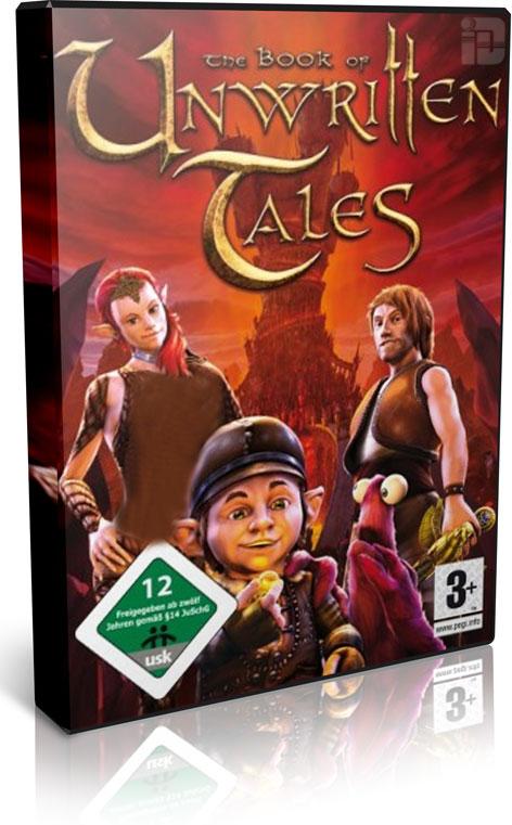 دانلود بازی جدید و ماجرایی The Book of Unwritten Tales 2011 با لینک مستقیم