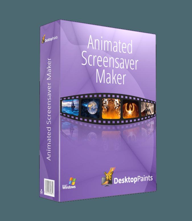 animated-screensaver-maker-logo