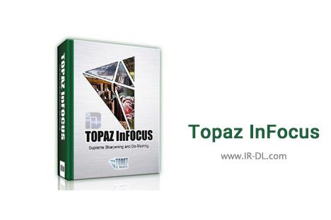 دانلود Topaz InFocus
