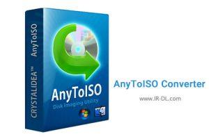 دانلود نرم افزار AnyToISO Converter Pro 3.7.4 Build 553