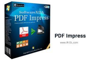 دانلود نرم افزار BinaryNow PDF Impress v10.91.16.252