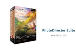 دانلود نرم افزار CyberLink PhotoDirector Suite v8.0.2303.4