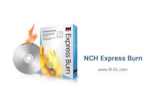دانلود نرم افزار NCH Express Burn v4.68