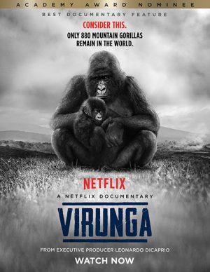 دانلود دوبله فارسی مستند ویرونگا - Virunga 2014