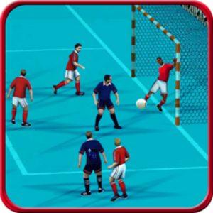 دانلود رایگان بازی Futsal Football 2 1.3.6 فوتبال داخل سالن ( فوتسال ) اندروید