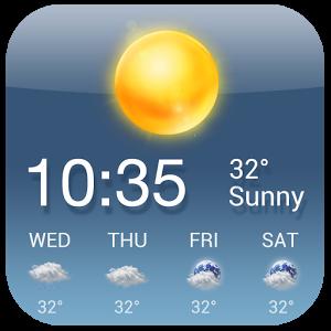 دانلود نرم افزار iWeather - The Weather Today HD