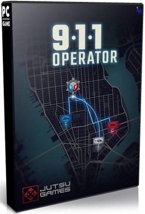 دانلود بازی شبیه سازی و استراتژی 911 Operator برای PC با لینک مستقیم