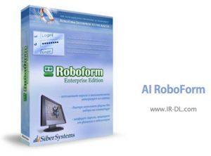 AI RoboForm Enterprise - دانلود AI RoboForm Enterprise با لینک مستقیم و به صورت رایگان
