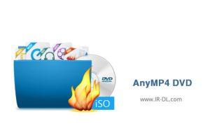 دانلود نرم افزار AnyMP4 DVD Creator v6.1.6.0