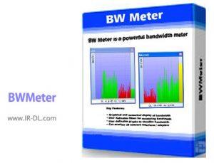 BWMeter - دانلود نرم افزار BWMeter با لینک مستقیم و به صورت رایگان