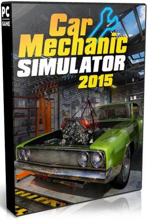 دانلود بازی مسابقه ای و شبیه سازی Car Mechanic Simulator 2015 برای PC