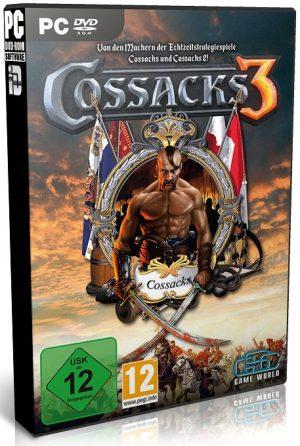 دانلود بازی استراتژی Cossacks 3 Rise to Glory برای PC با لینک مستقیم