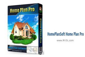 دانلود نرم افزار HomePlanSoft Home Plan Pro v5.5.4.1