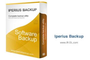 دانلود نرم افزار دریافت فضای رایگان Iperius Backup 4.8.0