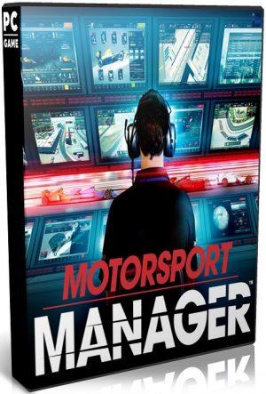 دانلود بازی مسابقه ای و شبیه سازی Motorsport Manager GT Series برای PC
