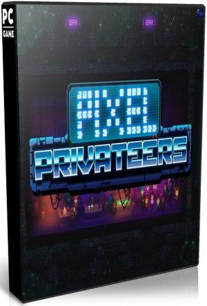 دانلود بازی اکشن و ماجرایی Pixel Privateers برای PC با لینک مستقیم (نسخه PLAZA)