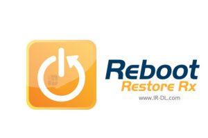 دانلود نرم افزار Reboot Restore Rx 2.1 Build 2702327820