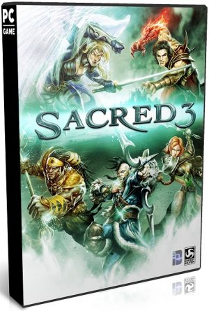 دانلود بازی اکشن و نقش آفرینی Sacred 3 برای PC با لینک مستقیم (نسخه PROPHET)