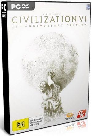 دانلود بازی استراتژی Sid Meiers Civilization VI Summer 2017 Edition برای PC