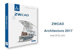 ZWCAD Architecture 2017 - دانلود ZWCAD Architecture 2017 با لینک مستقیم و به صورت رایگان