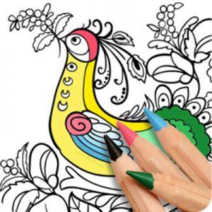 دانلود نرم افزار Coloring Book 17.02.09 کتاب رنگ آمیزی برای اندروید از سایت ایرانیان دانلود