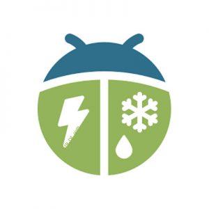 دانلود نرم افزار Weather by WeatherBug 4.6.0.10 قوی ترین و محبوب ترین آب و هوا در اندروید